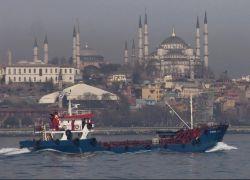 В Стамбуле умирает от голода экипаж российского судна