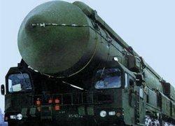 Среди ракетно-ядерных изгоев Россия - первая