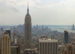 Самый высокий небоскреб Нью-Йорка реконструируют