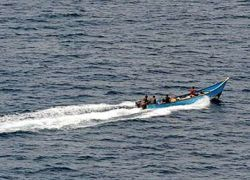 Сомалийские пираты захватили сегодня два судна
