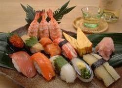 Суши - лучшее блюдо для диеты