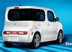 Nissan разработал автомобиль с необычным кузовом