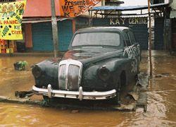 Наводнение в Африке: более полумиллиона пострадавших