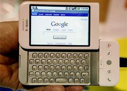 Google адаптирует Gmail для мобильников