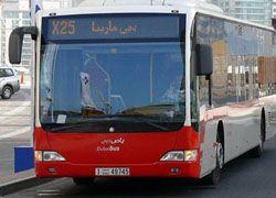 В Дубае появятся автобусы для женщин