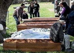 В землетрясении в Италии погибло более 150 человек