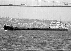 Грузия захватила российское судно