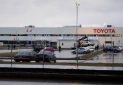 Российский завод Toyota вновь начал свою работу