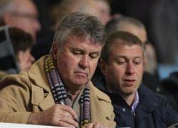 Абрамович отпустит Хиддинка по политической причине