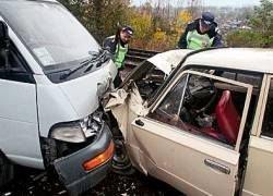 Судьба водителей в России - только в руках Божьих?