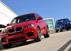 BMW показал самый мощный кроссовер