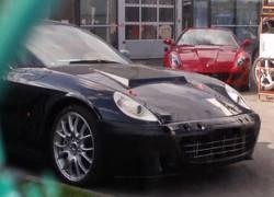 "Преемник Ferrari 612 Scaglietti скоро \""зазеленеет\"""