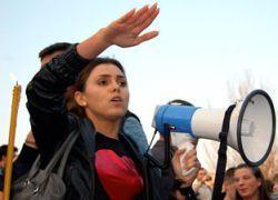 К акциям протеста в Кишиневе причастна Наталья Морарь?