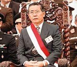 Экс-президент Перу виновен в нарушении прав человека