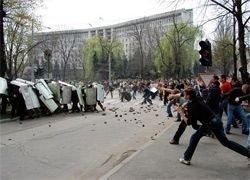 Оппозиция Молдавии отрекается от участников беспорядков