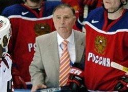 ЦСКА возглавит знаменитый тренер Виктор Тихонов