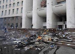 Переговоры властей Молдавии с оппозицией провалились