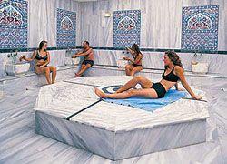Что такое турецкая баня?