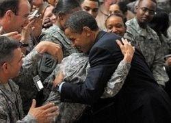 Барак Обама совершил четырехчасовой визит в Ирак