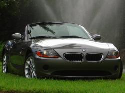 В России начинаются продажи BMW Z4