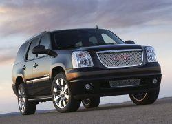 GMC представил гибридный внедорожник Yukon