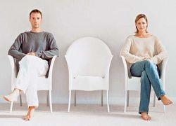 После развода чаще сохраняют дружбу бездетные пары