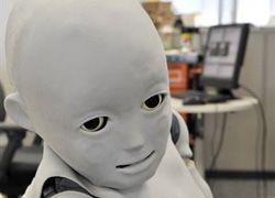 Создан робот с умом ребенка