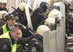 Молдавские власти готовы применить силу