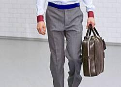 Модные мужские сумки: объем имеет значение
