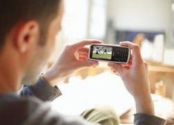 BBC начала трансляции своих телепрограмм на мобильники