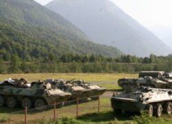 Грузия: Россия ввела в Абхазию дополнительные войска