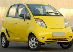 На покупку авто Tata Nano подано более 81 тысяч заявок