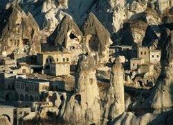 Турция – не только морские курорты. Каппадокия