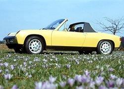 Совместная модель Porsche и Volkswagen