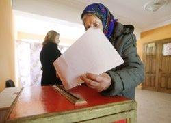 ЦИК Молдавии проверит списки избирателей