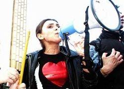 В Кишиневе задержали журналистку Наталью Морарь