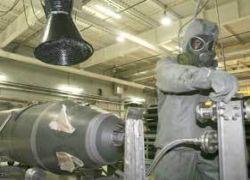 Россия и США уничтожат химическое оружие до 2012 года