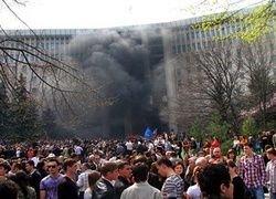 """Были ли беспорядки в Молдавии \""""оранжевой революцией\""""?"""