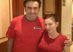 Грузинская оппозиция нашла блог массажистки Саакашвили