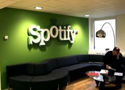 Интернет-радио Spotify будет играть на любом устройстве