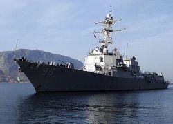 Флот США прибыл на помощь захваченному пиратами судну
