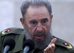 Фидель Кастро нашел противоречия в речах Обамы