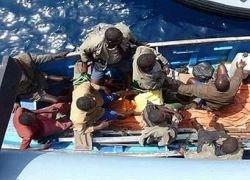 Пираты не смогли захватить два греческих судна