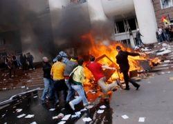 Власти Молдавии сами организовали беспорядки?