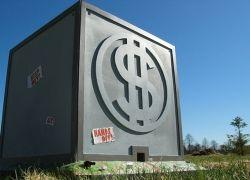 В России зафиксирован первый случай исчезновения банка