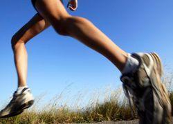 Занятия бегом замедляют процесс старения