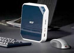 Acer ужал настольный компьютер до размера книги