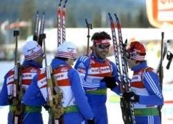 Российские биатлонисты вновь уличены в допинге