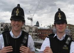 У задержанных в Англии шахидов не оказалось взрывчатки