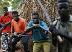 В Конго бандиты взяли штурмом тюрьму
